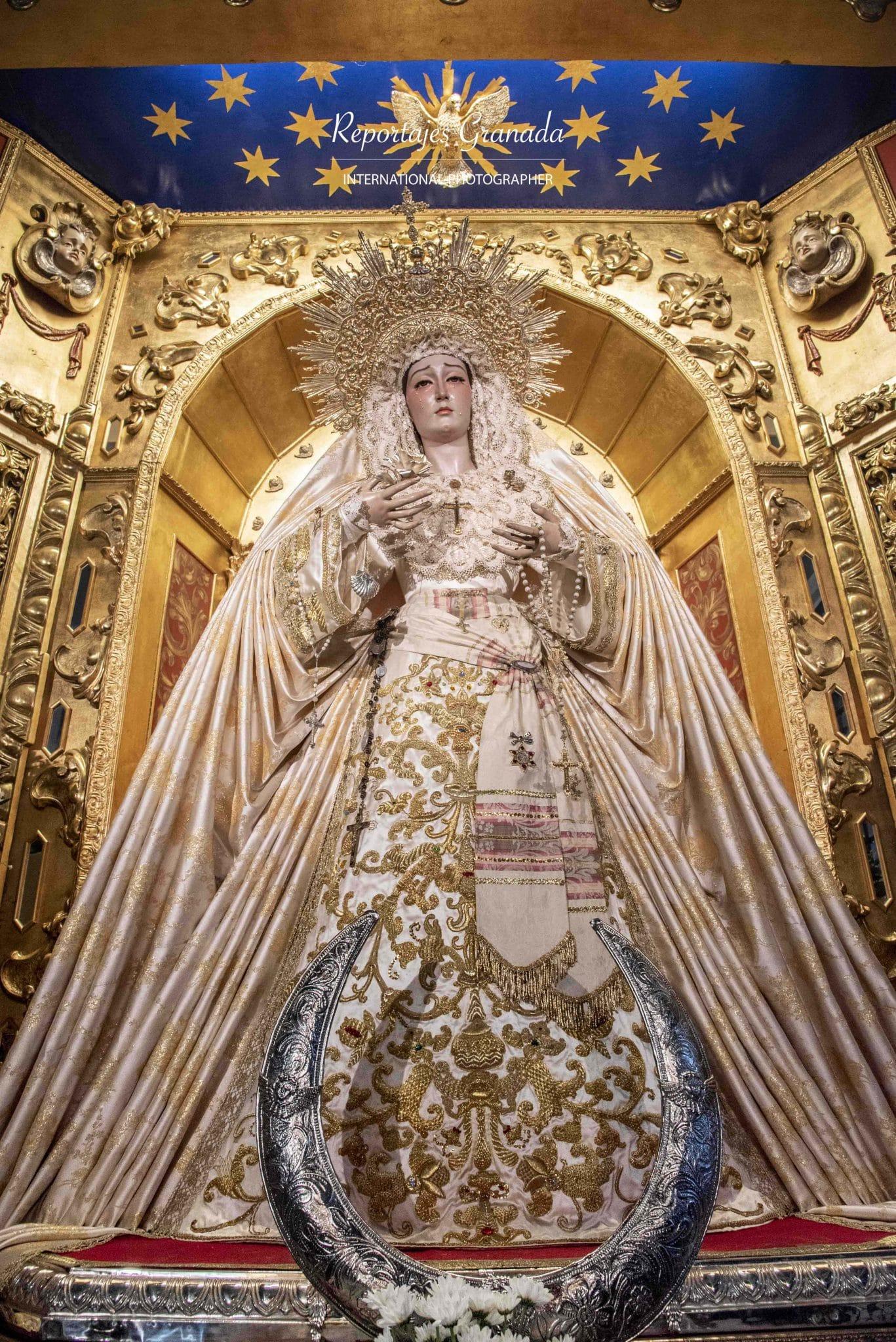 Semana Santa Granada - Huerto