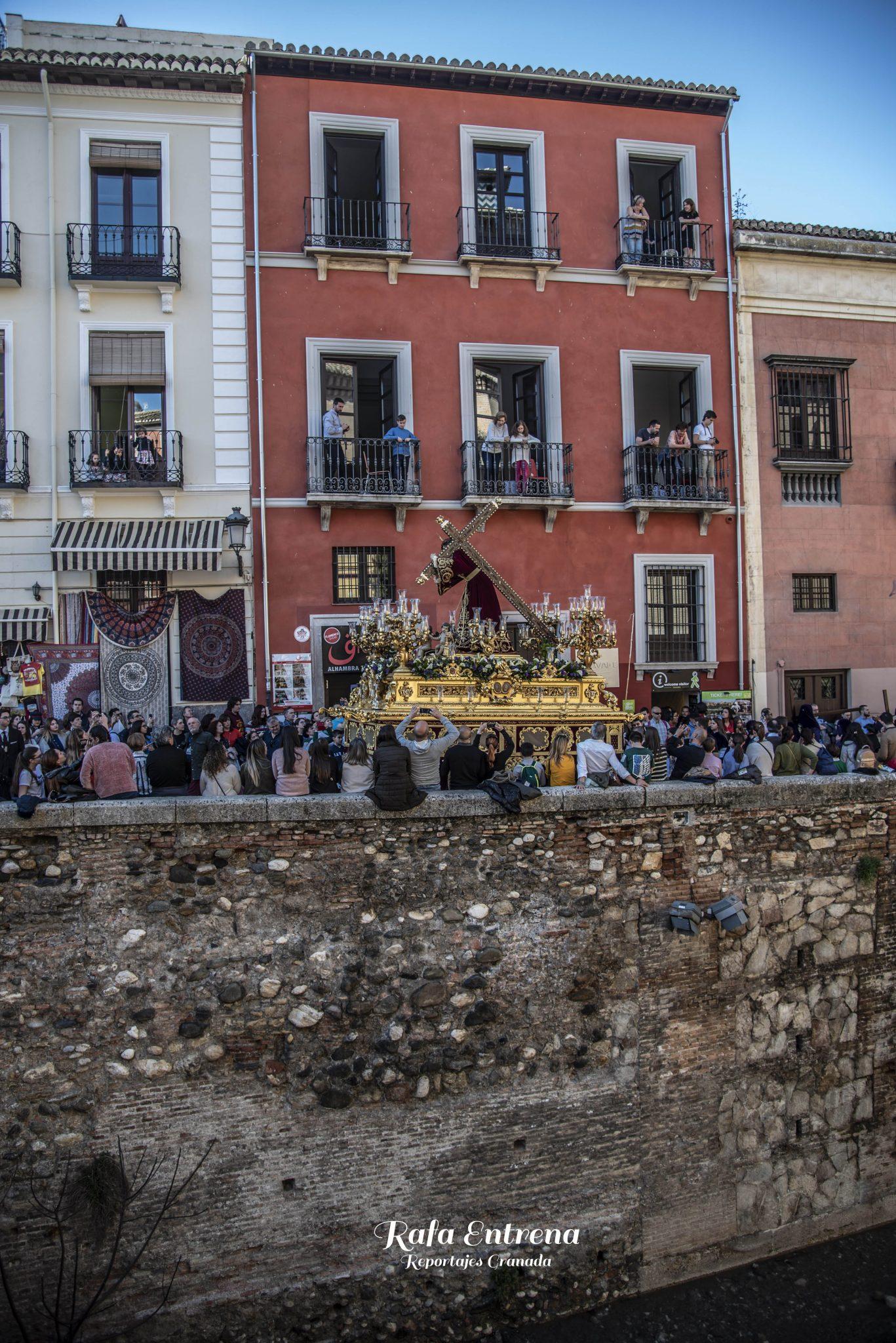 Semana Santa Granada - Via Crucis