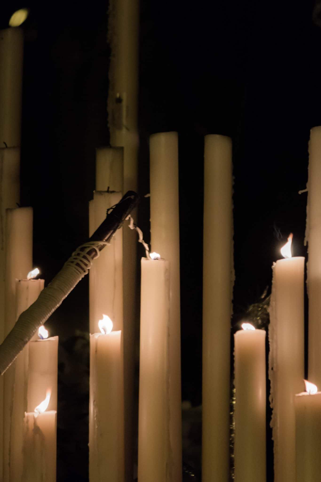 Semana Santa en Zaragoza - Procesión Titular Huerto