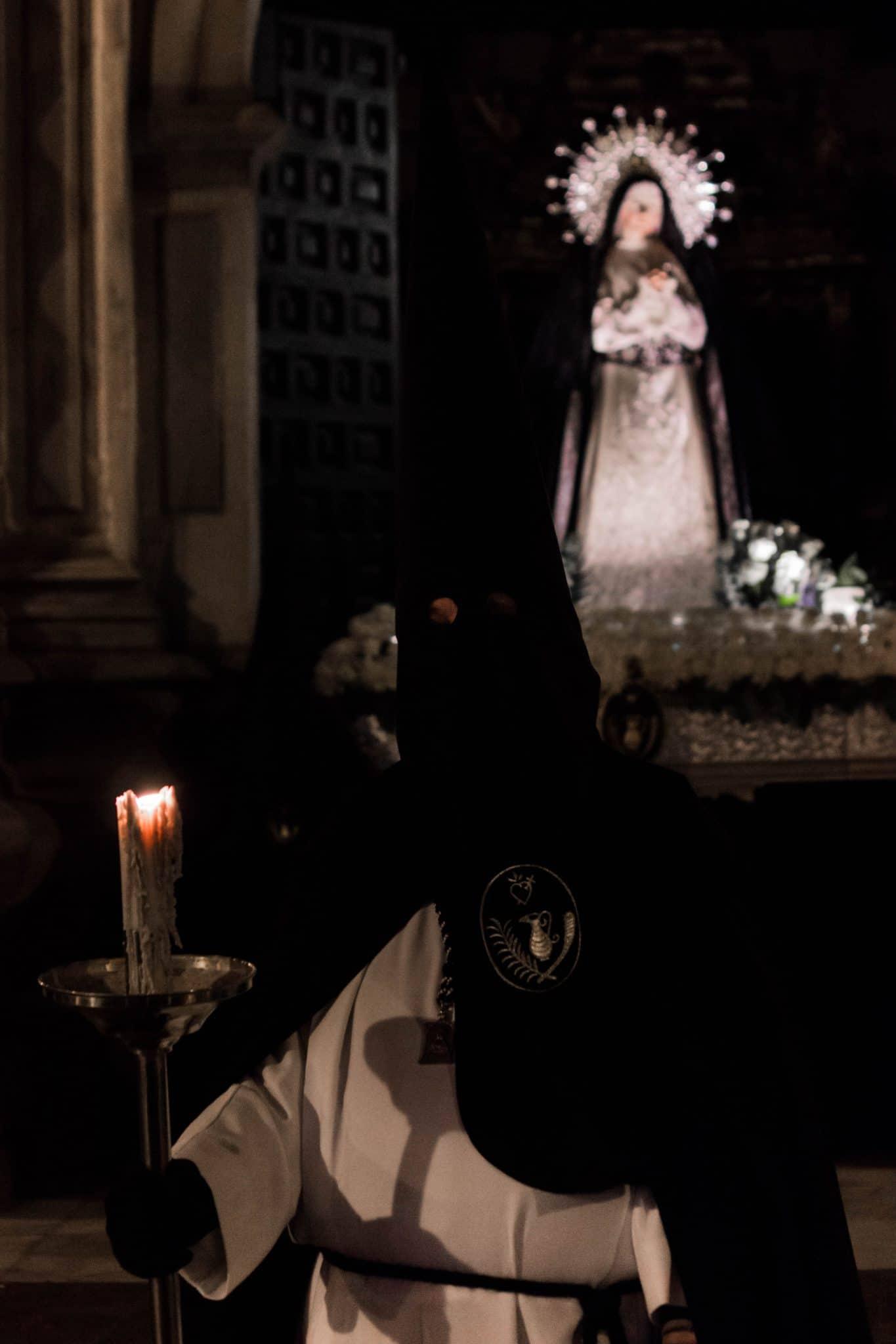 Semana Santa en Zaragoza - Procesión de la Amargura Humillación