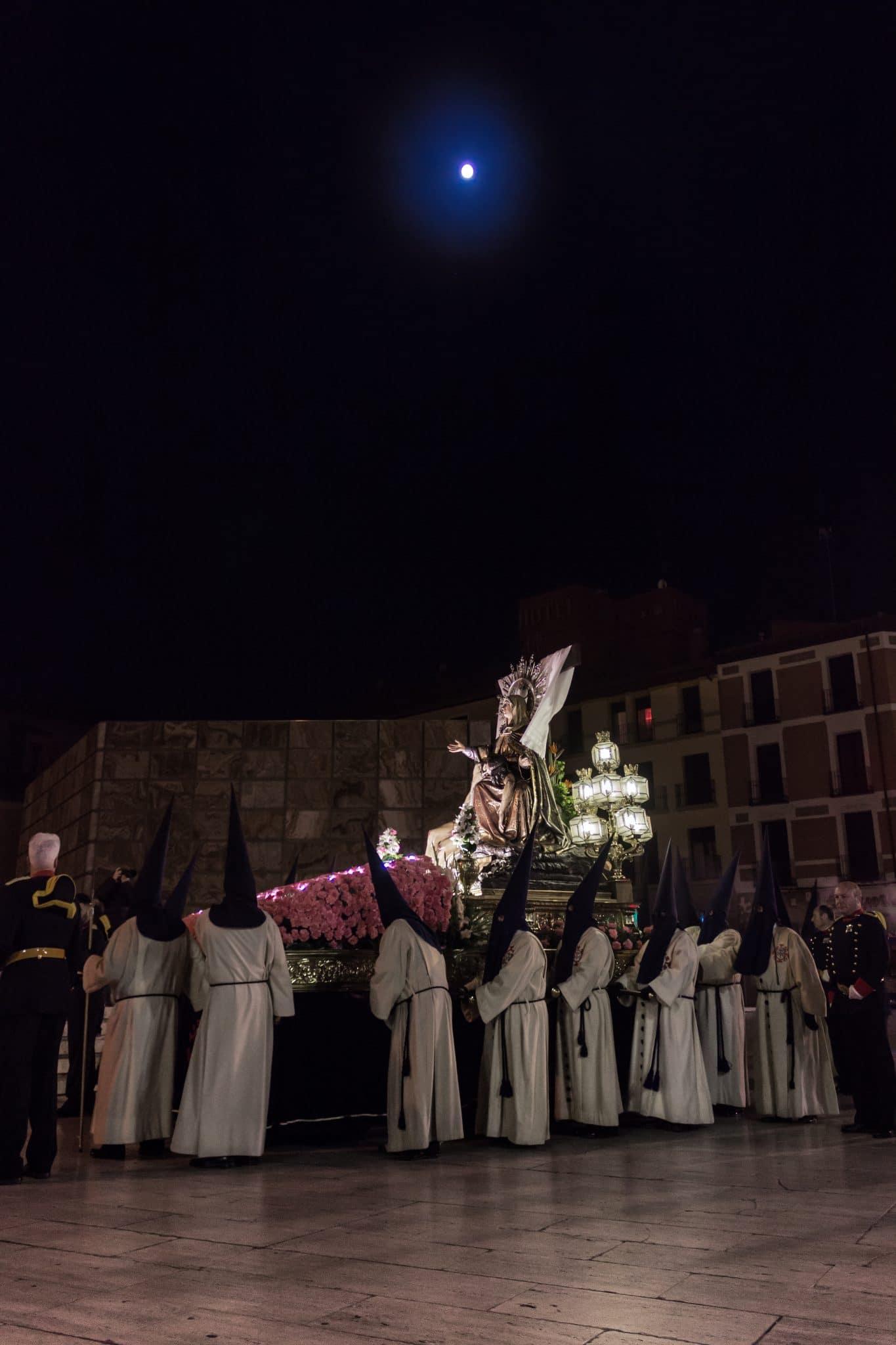 Semana Santa en Zaragoza - Procesión de la Piedad