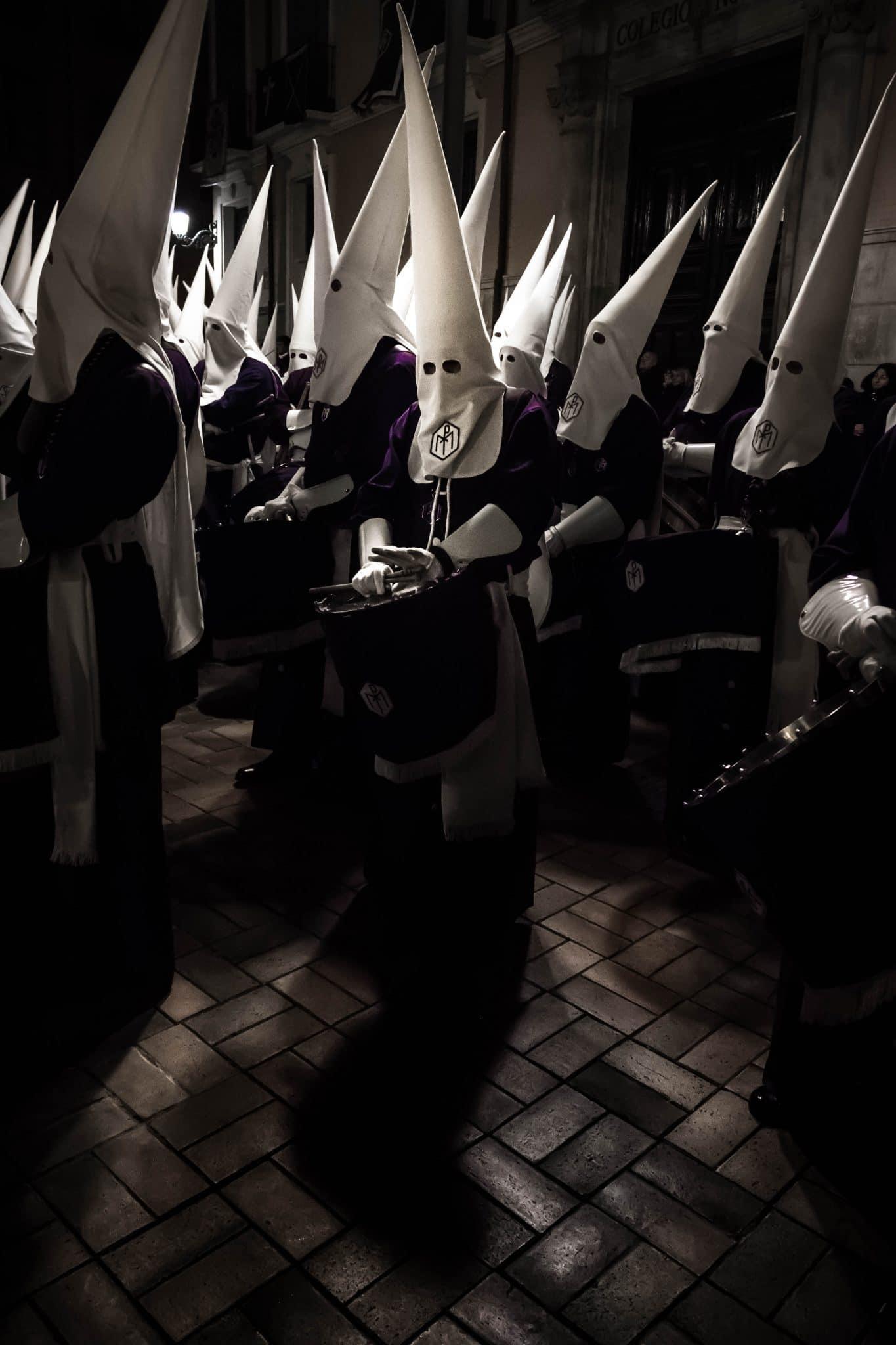Semana Santa en Zaragoza - Procesión de las Lágrimas Descendimiento
