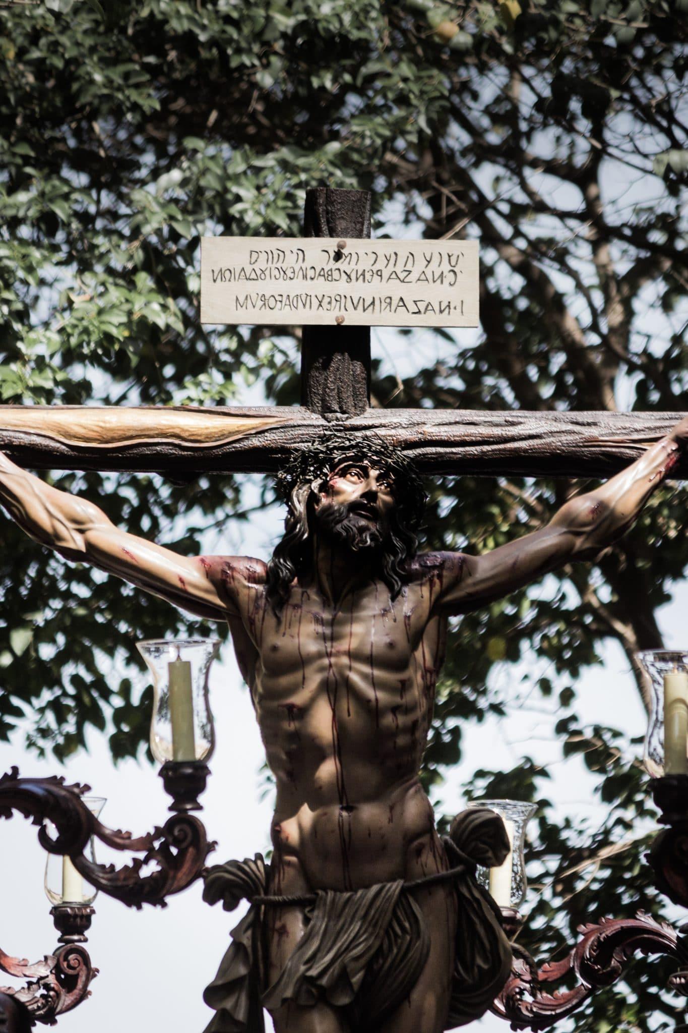 Semana Santa en Zaragoza - Procesión de las Siete Palabras