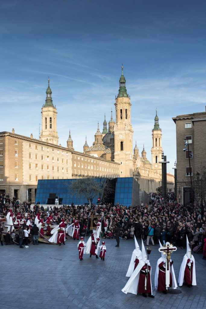 Semana Santa en Zaragoza - Procesion Titular Despojado