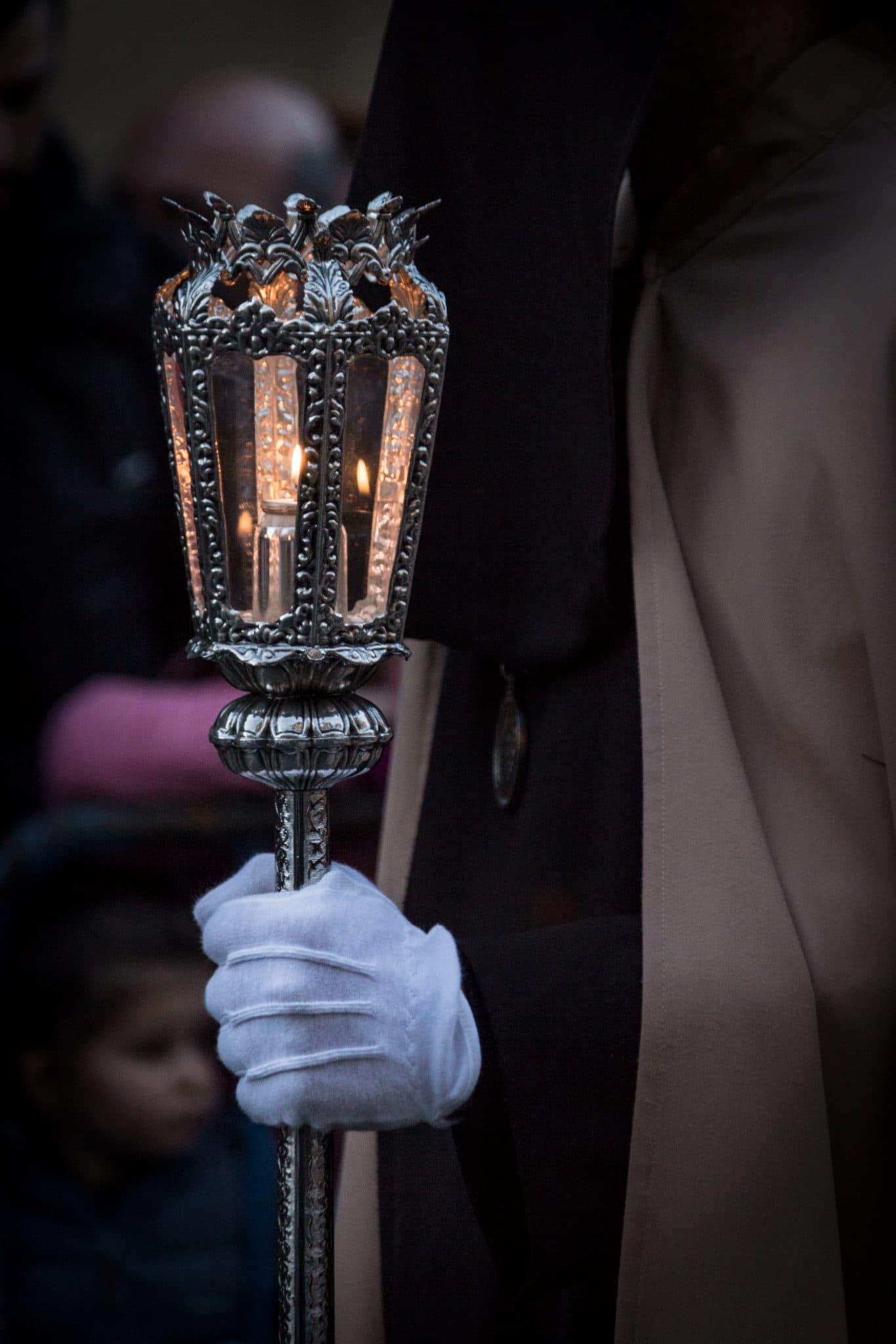 Semana Santa en Zaragoza - Procesion Titular Huerto