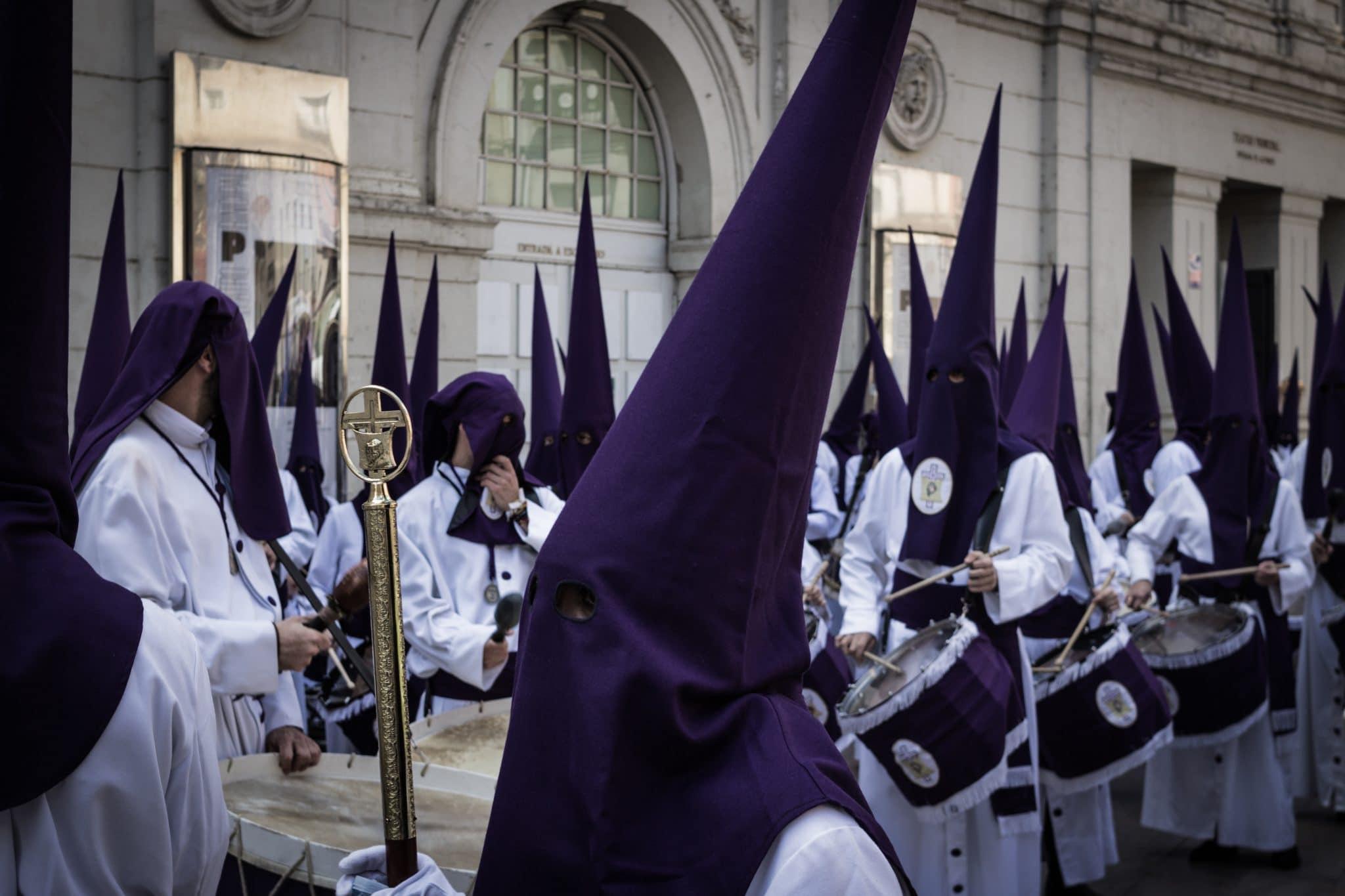 Semana Santa en Zaragoza - Procesion Titular Verónica