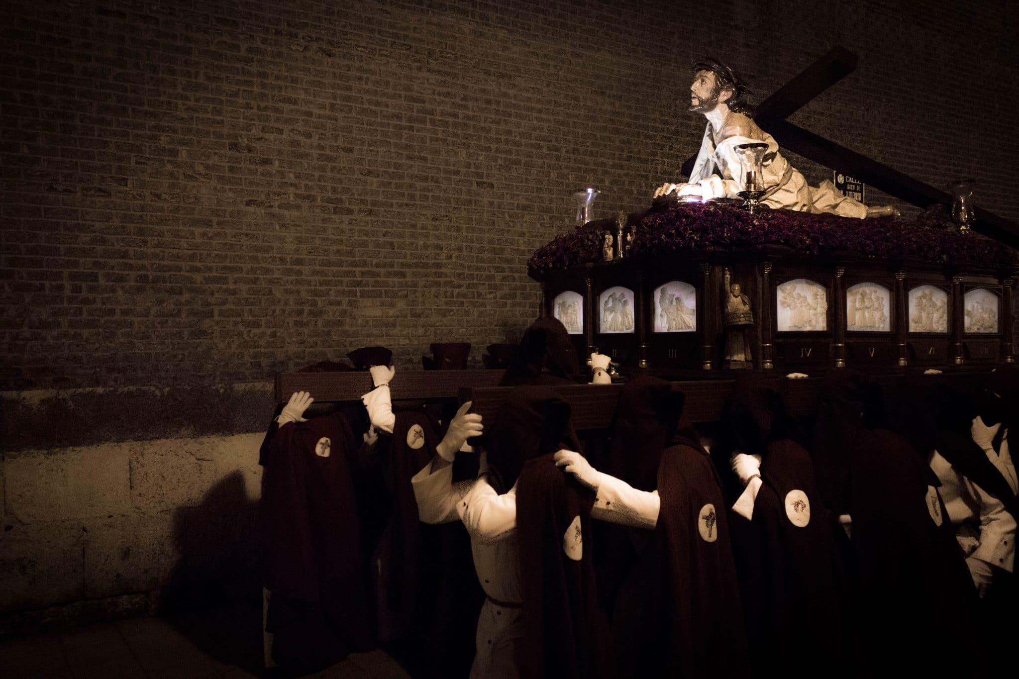Cofradía de Jesús Camino del Calvario (Zaragoza) 1
