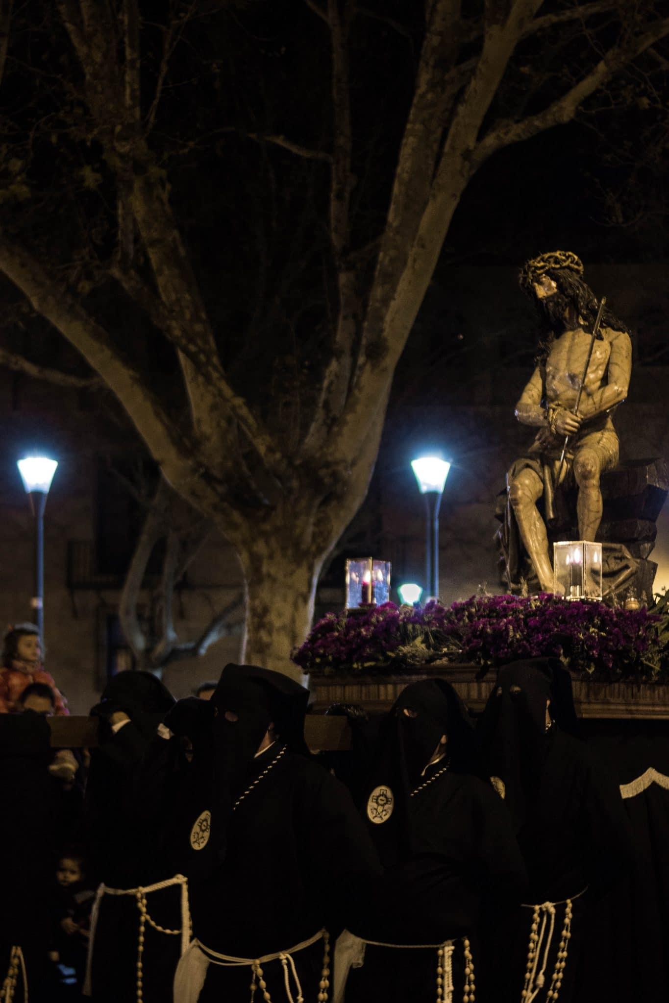 Semana Santa en Zaragoza - Via Crucis Ecce Homo