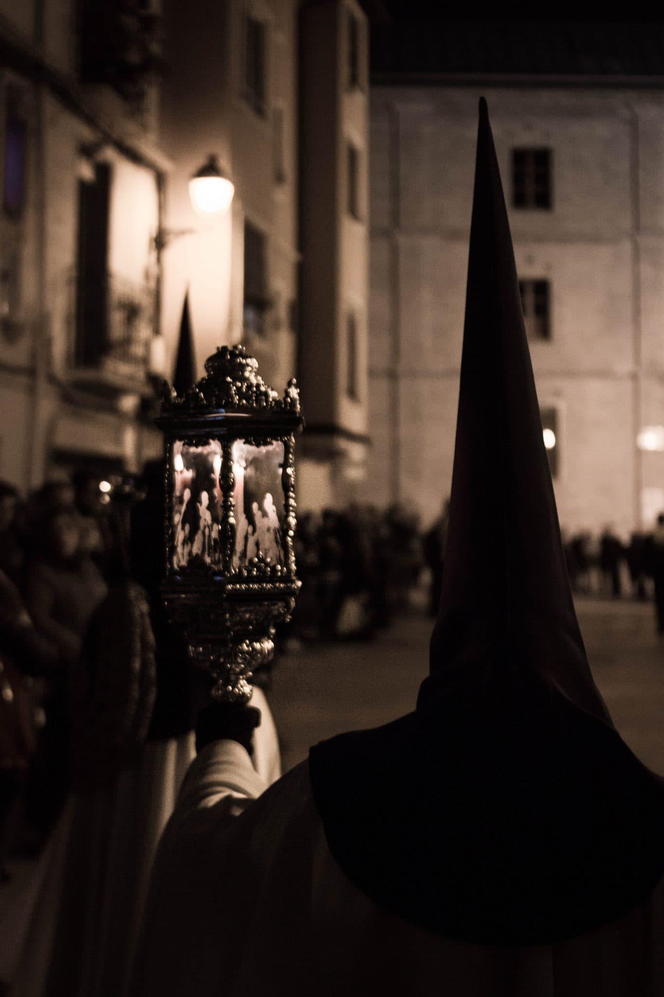 Semana Santa en Zaragoza - Via Crucis Humildad