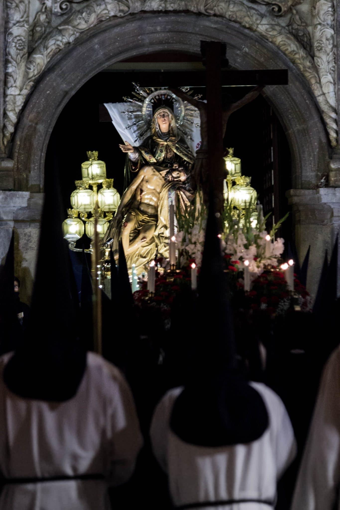 Via Crucis (Piedad) (Zaragoza) 1