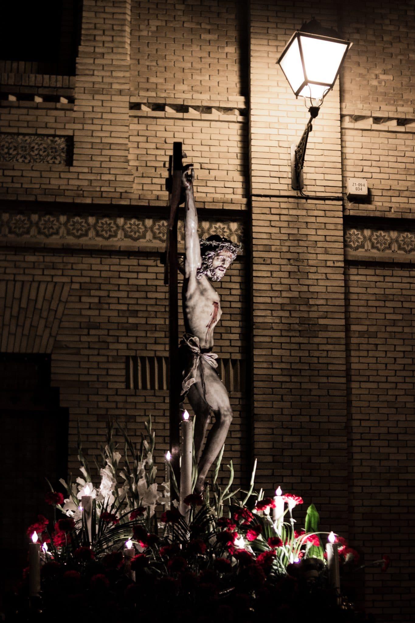 Via Crucis Piedad (Zaragoza) 1