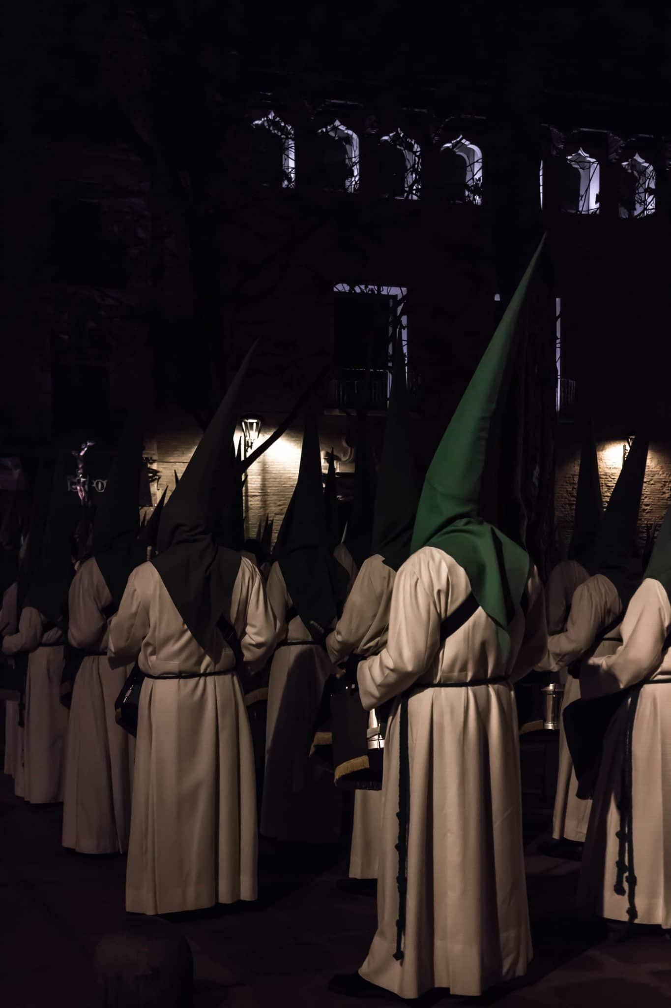 Semana Santa en Zaragoza - Via Crucis Siete Palabras