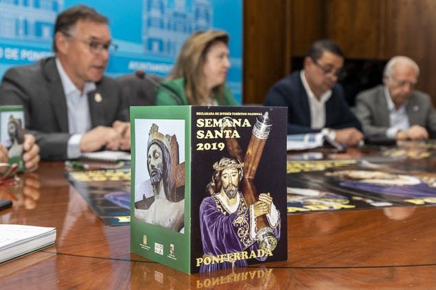 Presentación Semana Santa Ponferrada 2019
