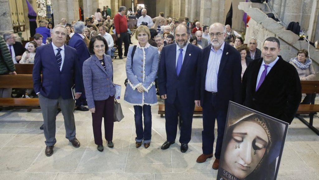 Reunión Semanas Santas gallegas