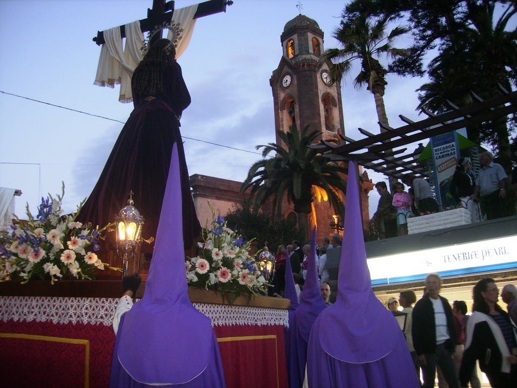 Semana Santa de Puerto de la Cruz