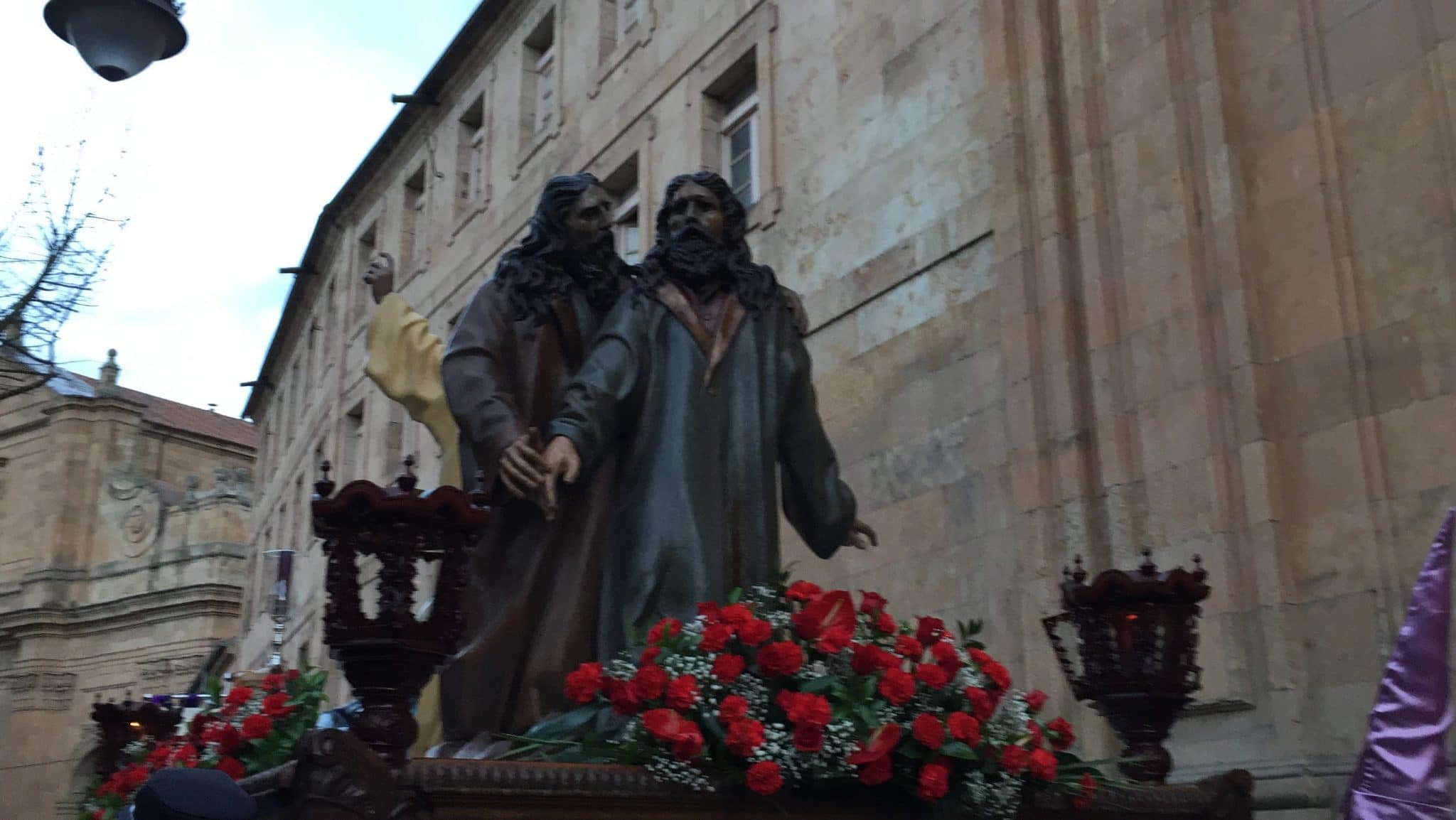 Cristo de la Agonía Salamanca