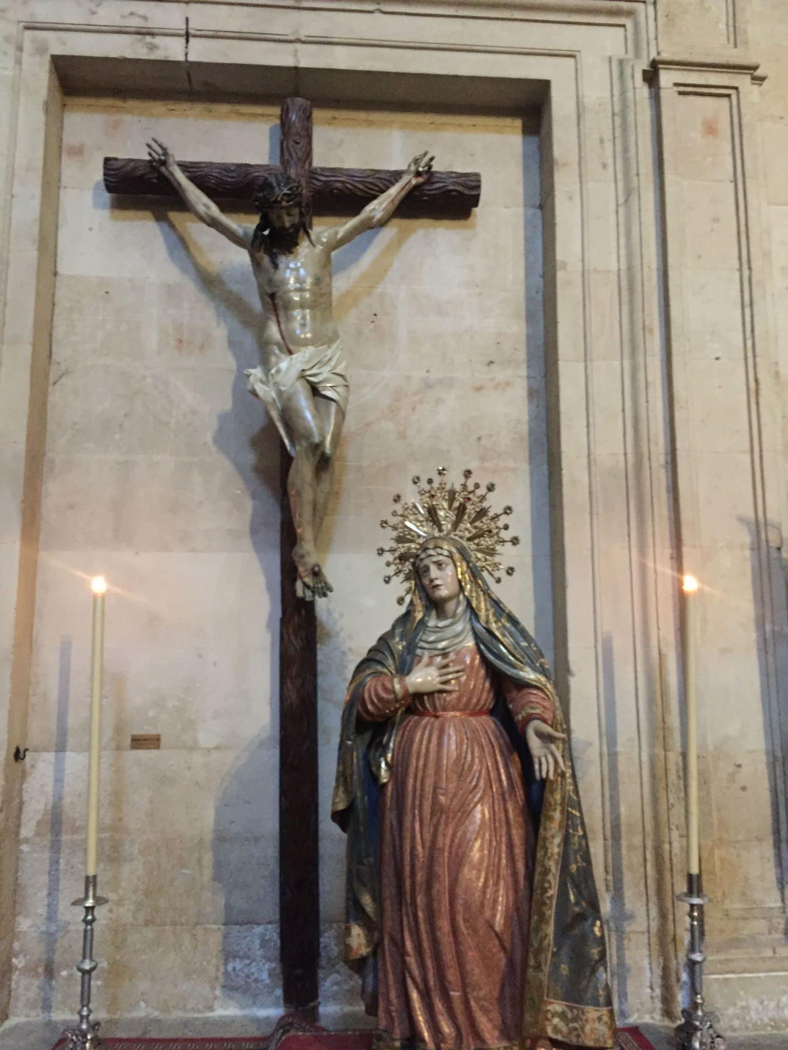 Cristo de la Luz Salamanca