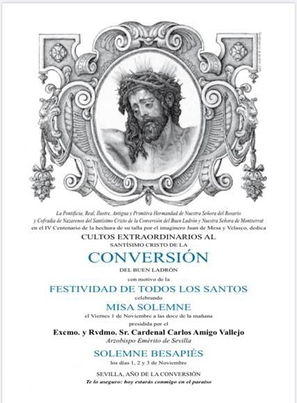 Misa Solemne Hermandad de Montserrat