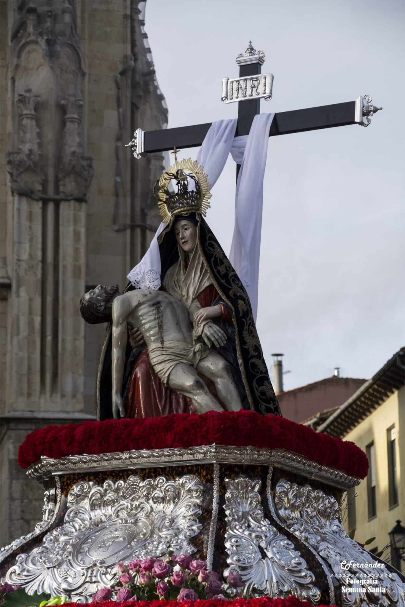 Procesión Jesús de la Esperanza, León 3