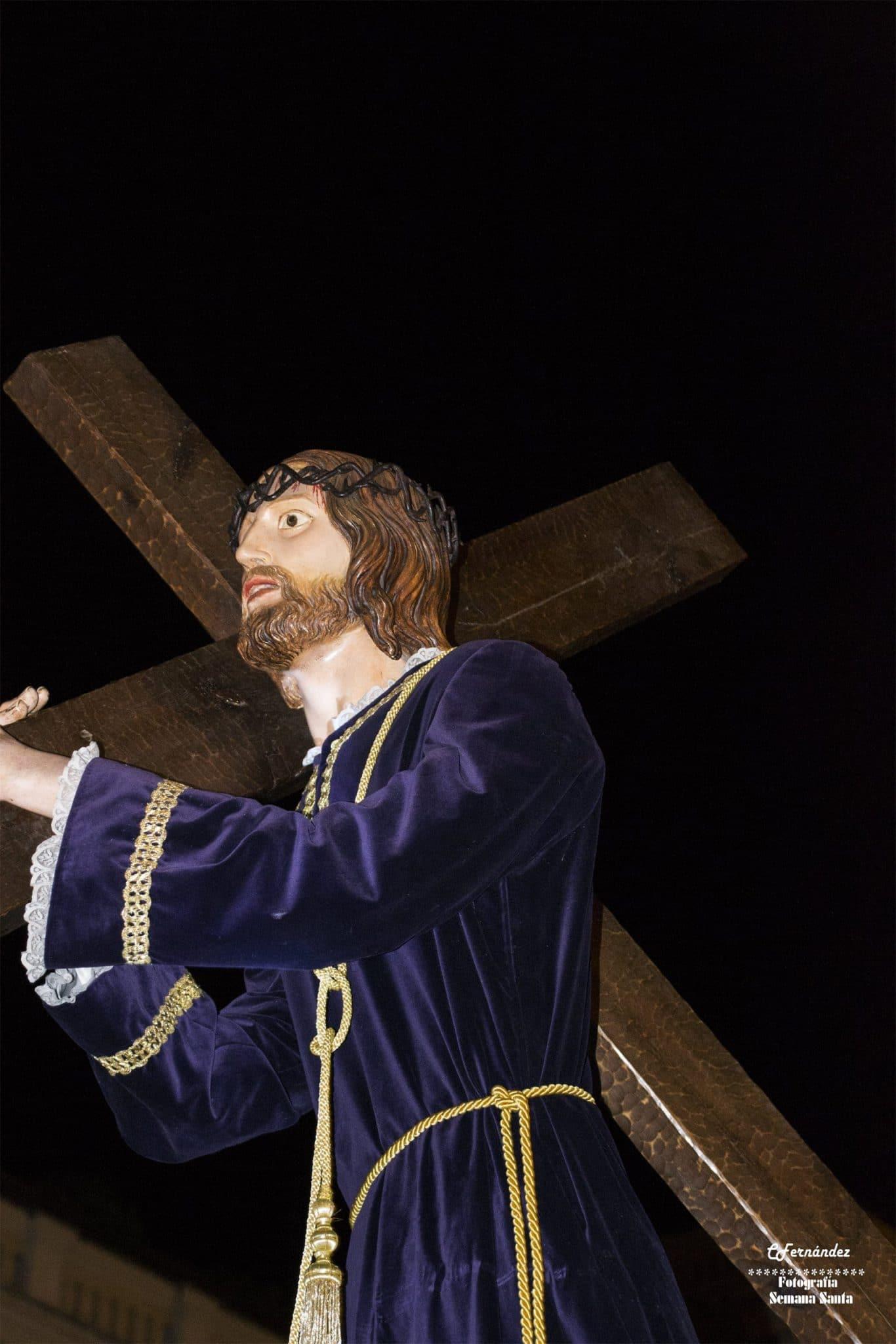 Procesión Rosario de Pasión, León 4