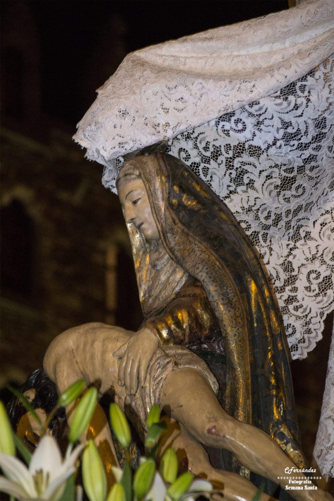 Procesión del Rosario de Pasión (León) 1