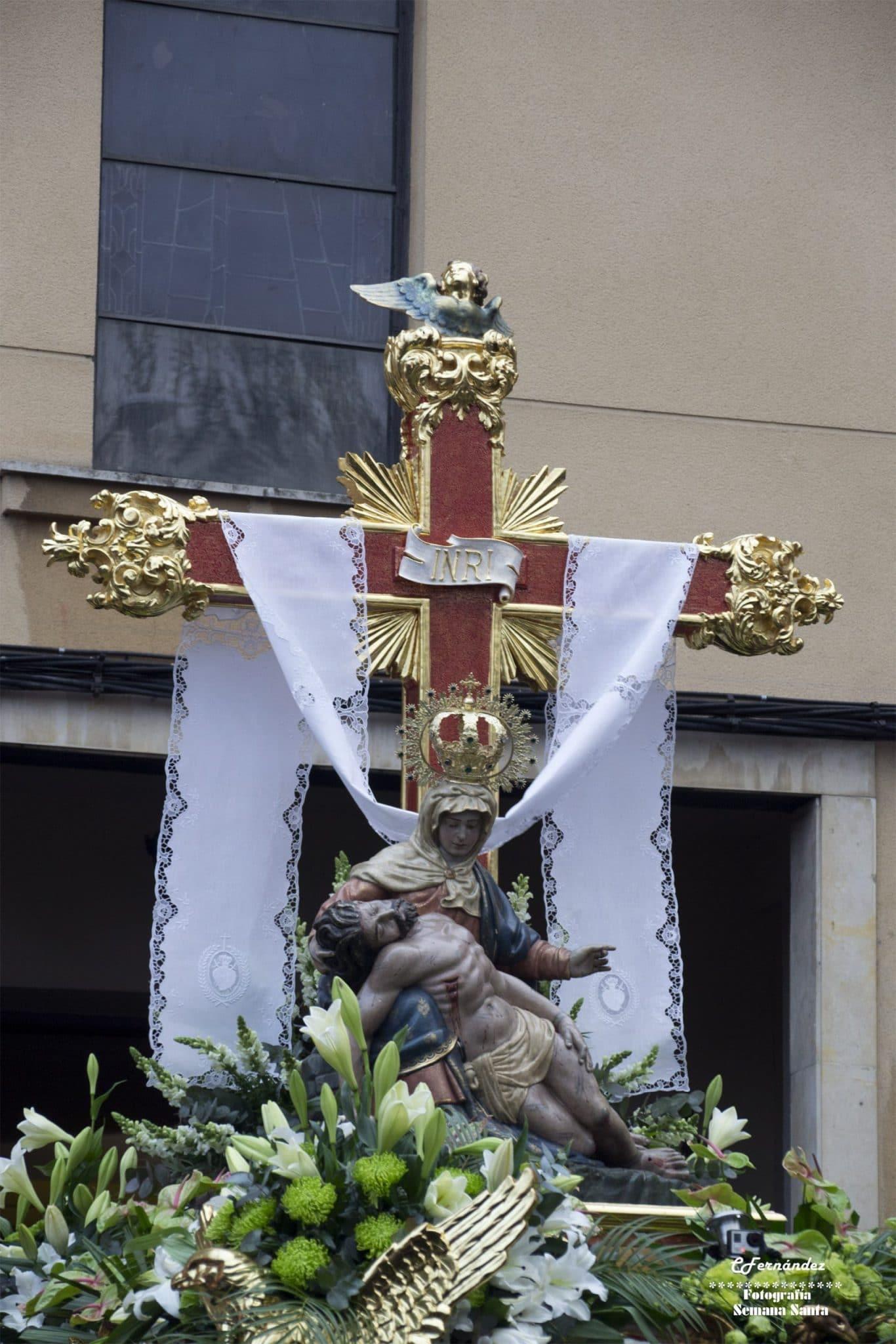 Procesión de la Pasión, León 1