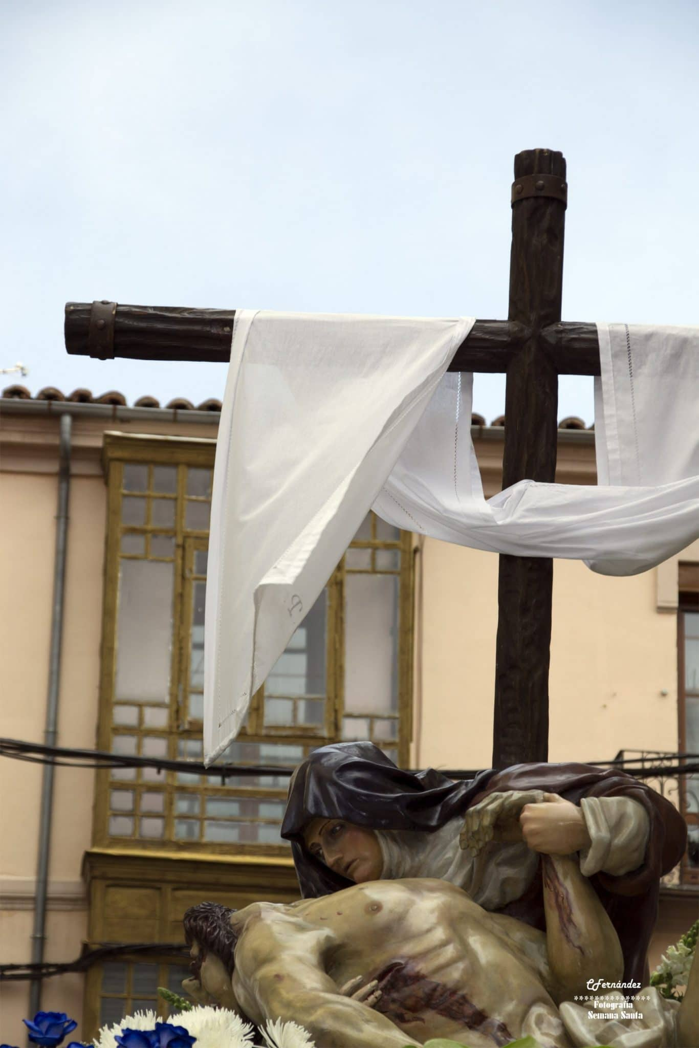 Procesión de las Bienaventuranzas, León 10
