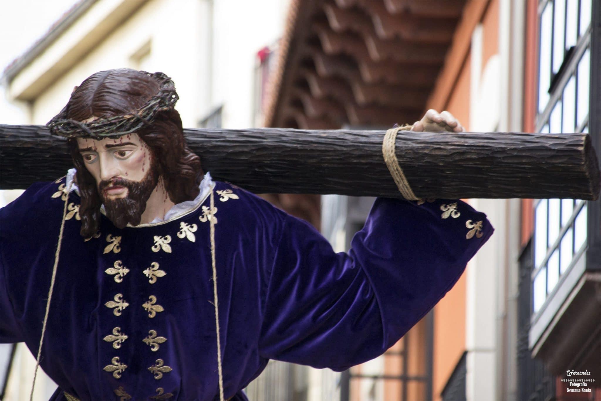 Procesión de Jesús Camino del Calvario (León) 1