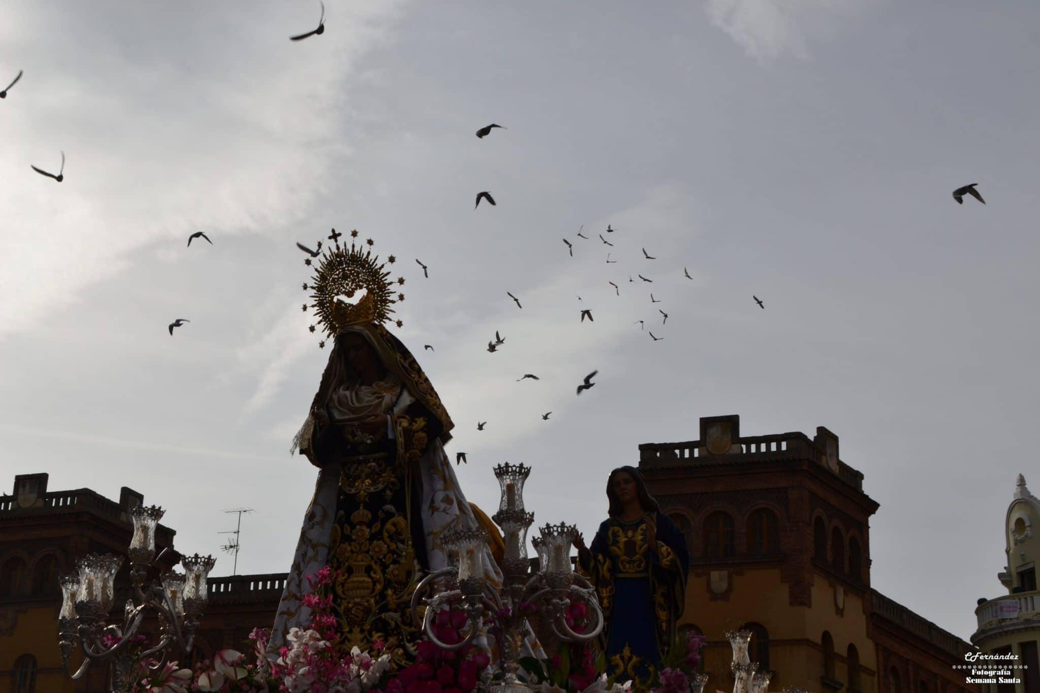Procesión del Encuentro, León 13
