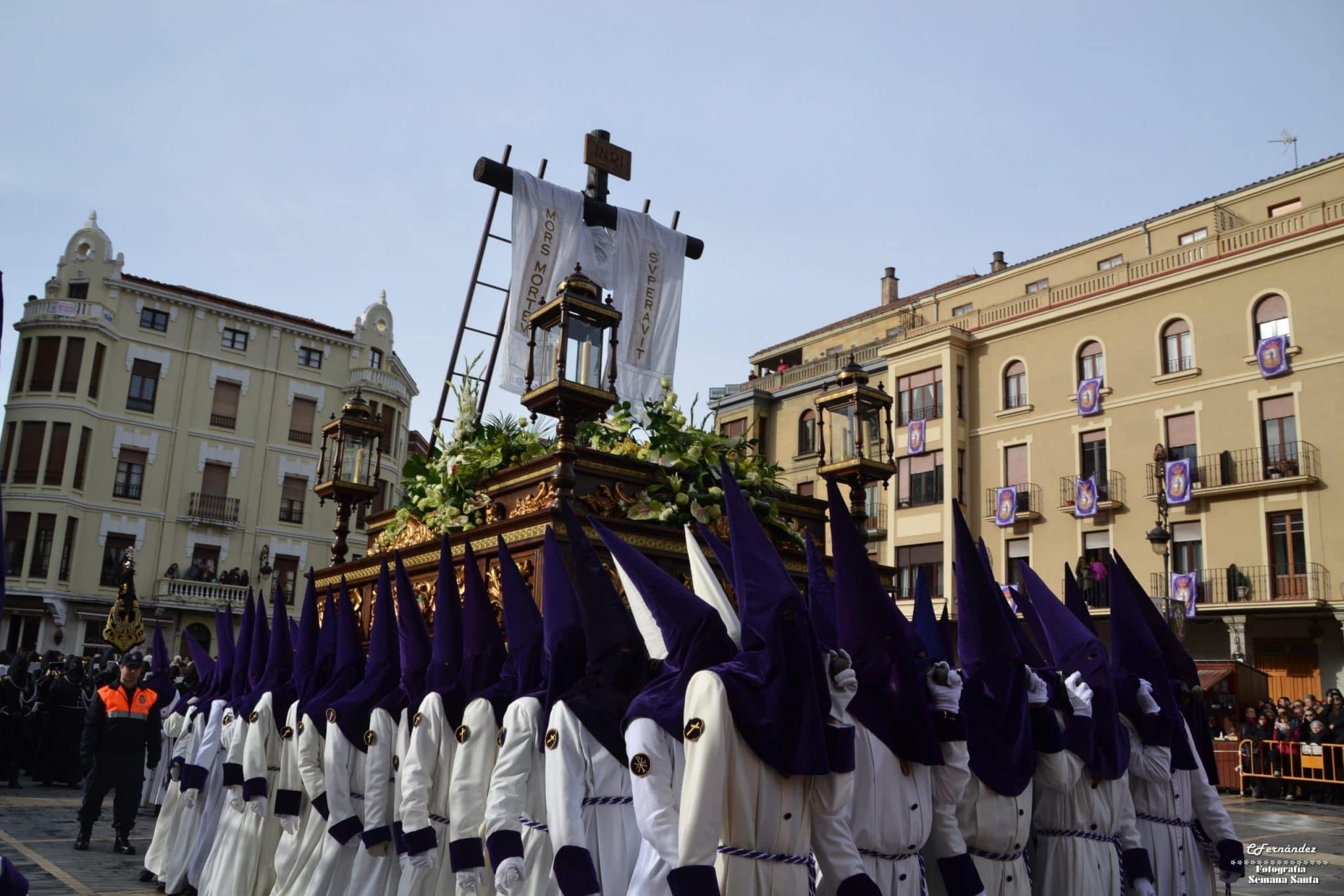 Procesión del Encuentro, León 3