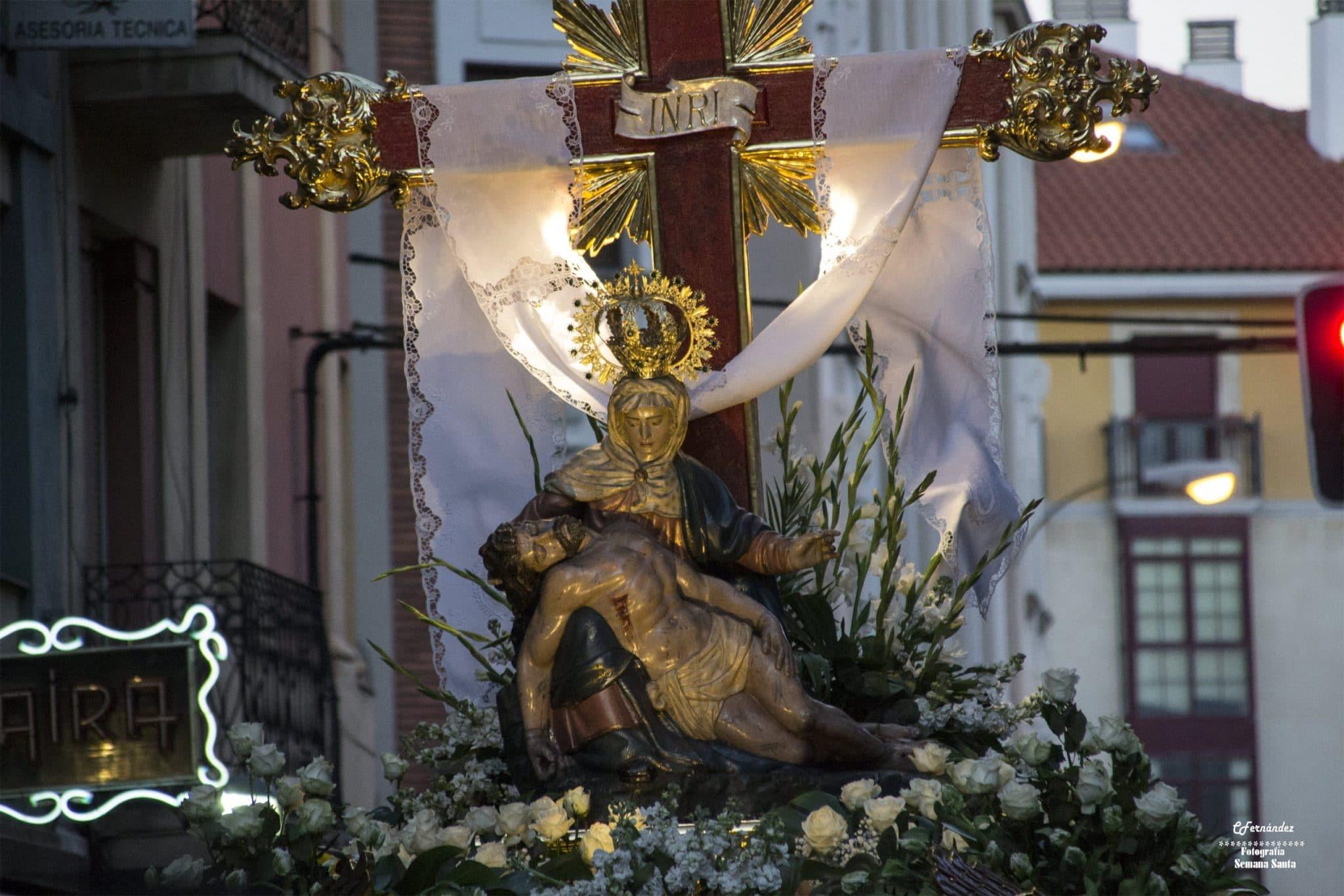 Procesión del dolor de Nuestra Madre, León 2