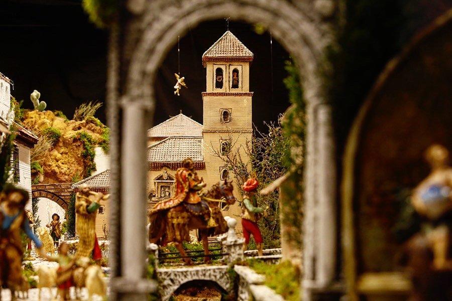 Belén Borriquilla, Granada