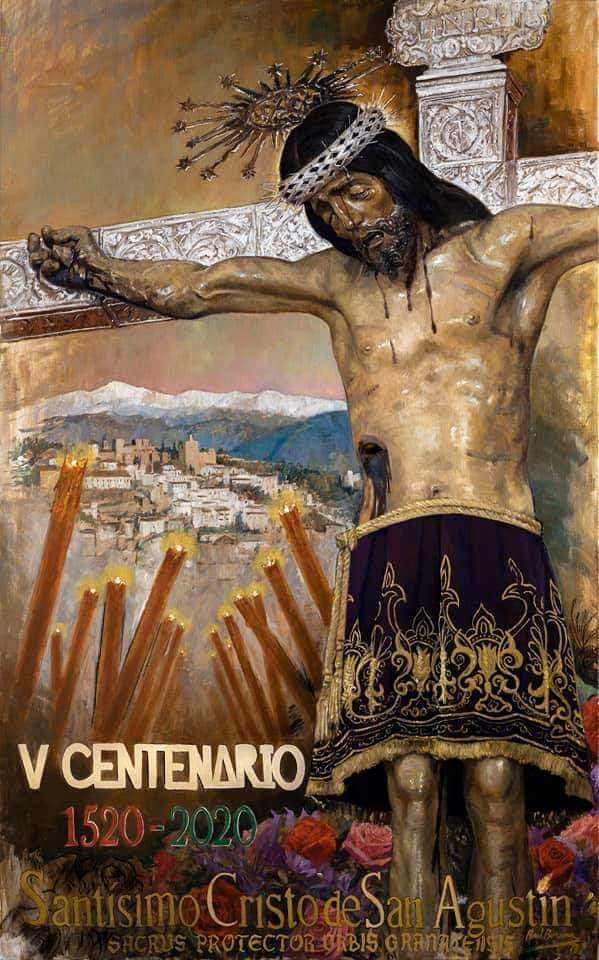 Presentación Cuadro Conmemorativo San Agustín 1
