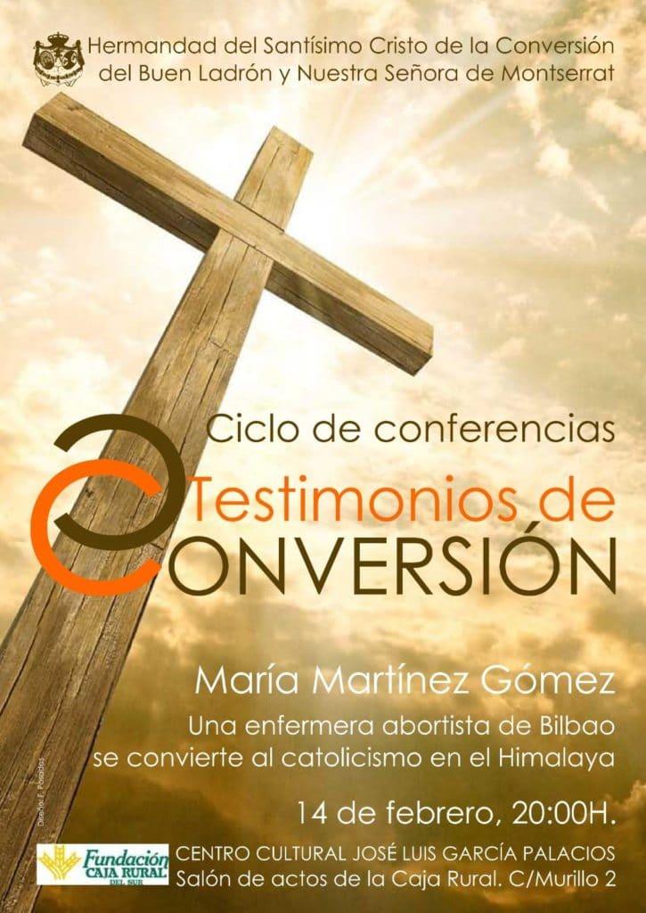 Segundo Testimonio de Conversión