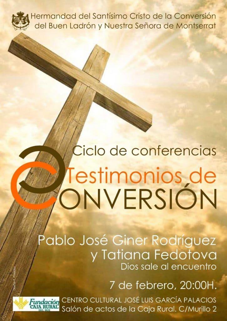 Ciclo conferencias Montserrat
