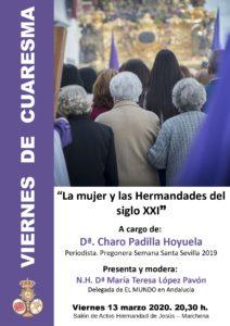 Mujer y HH (Charo Padilla)