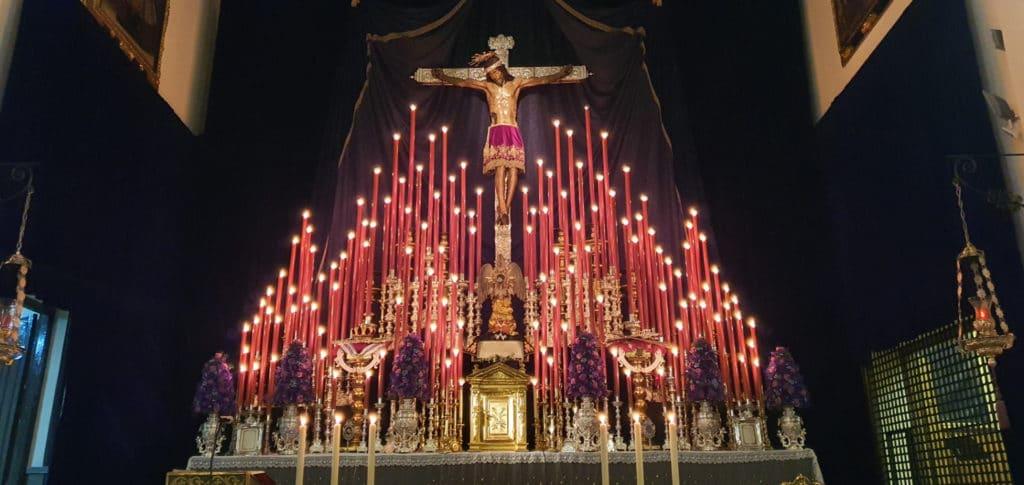 Altar 3 - Hdad. San Agustín