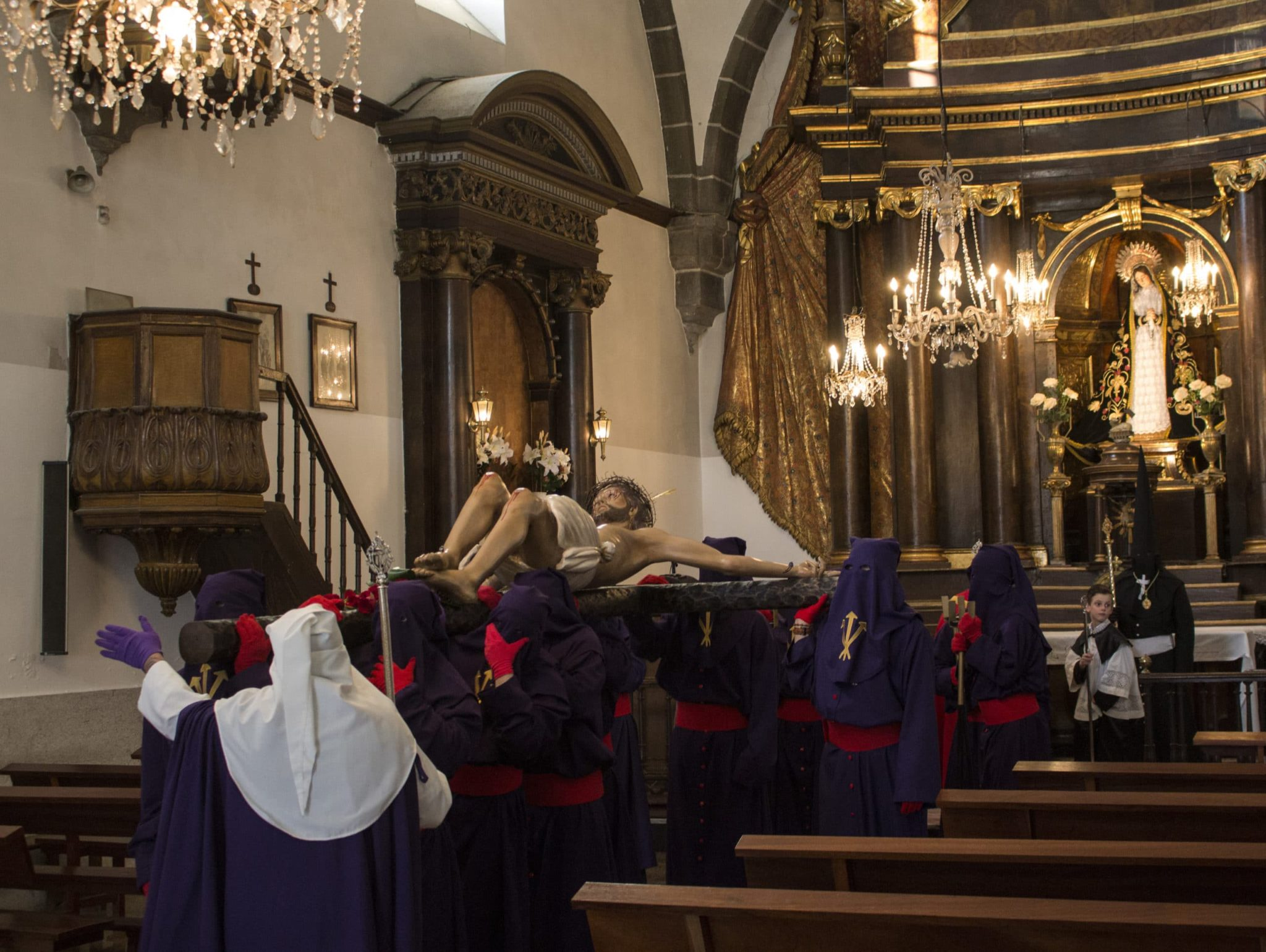Capilla de la Orden Tercera, Soledad (Ferrol)