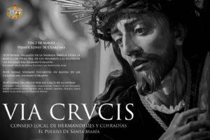 Solemne Via Crucis en El Puerto de Santa María @ Iglesia de las Esclavas