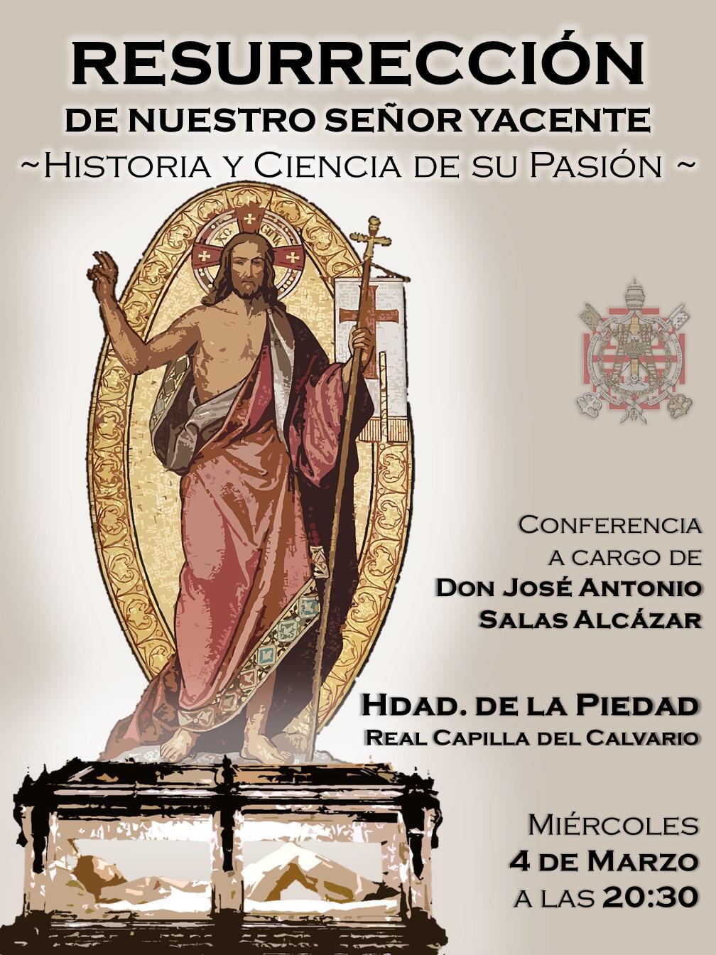 Conferencia Hdad. de la Piedad