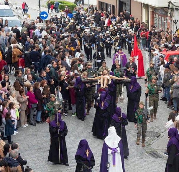 Cofradía de la Soledad, Ferrol
