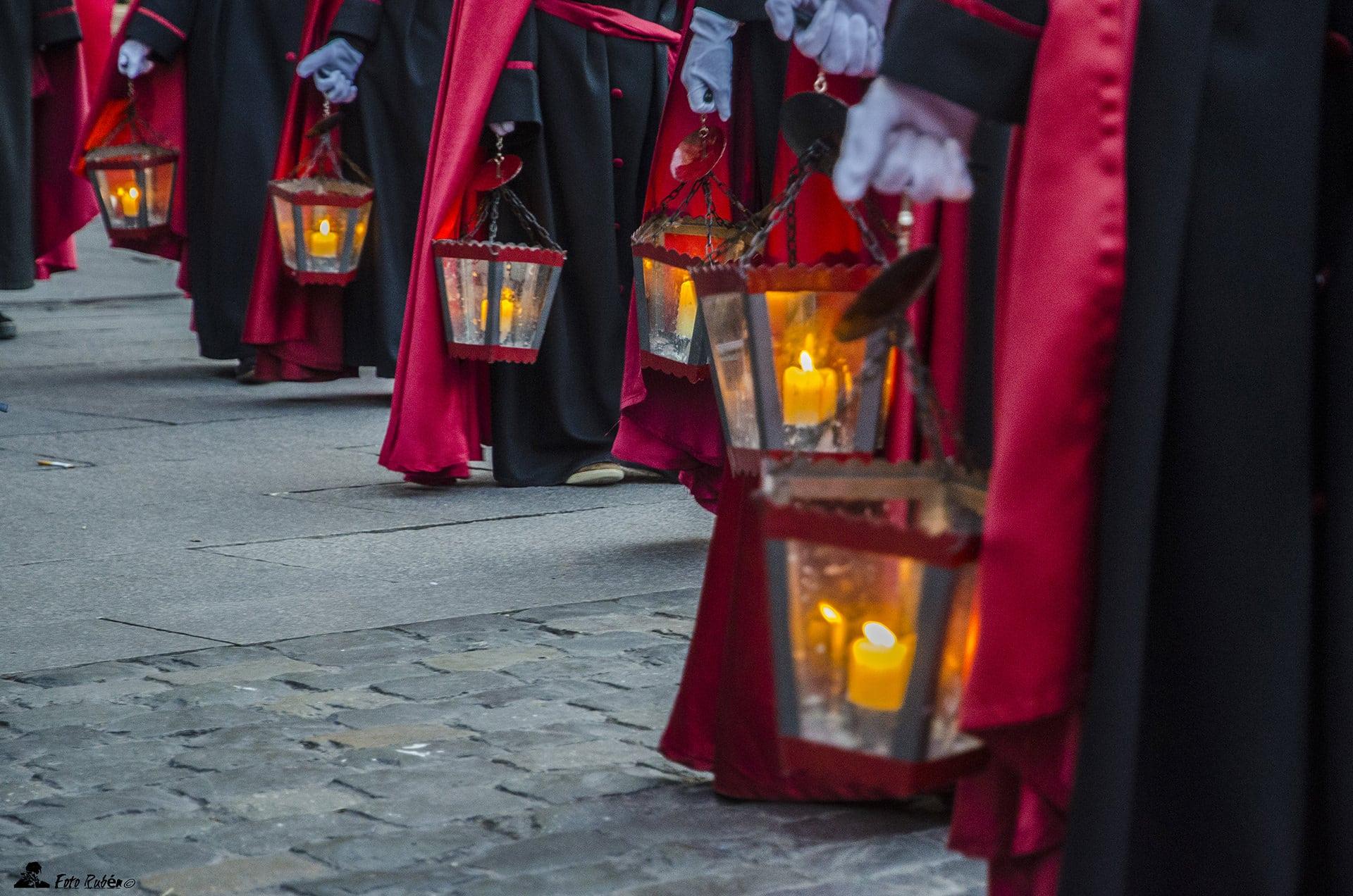 Cofradía de los Maristas, Segovia
