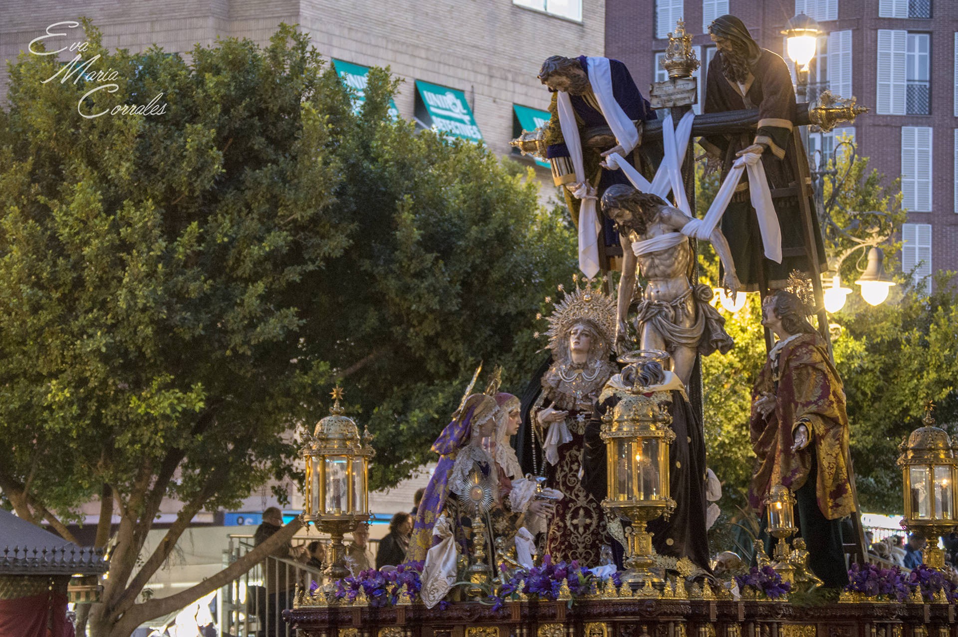 Descendimiento, Málaga 4