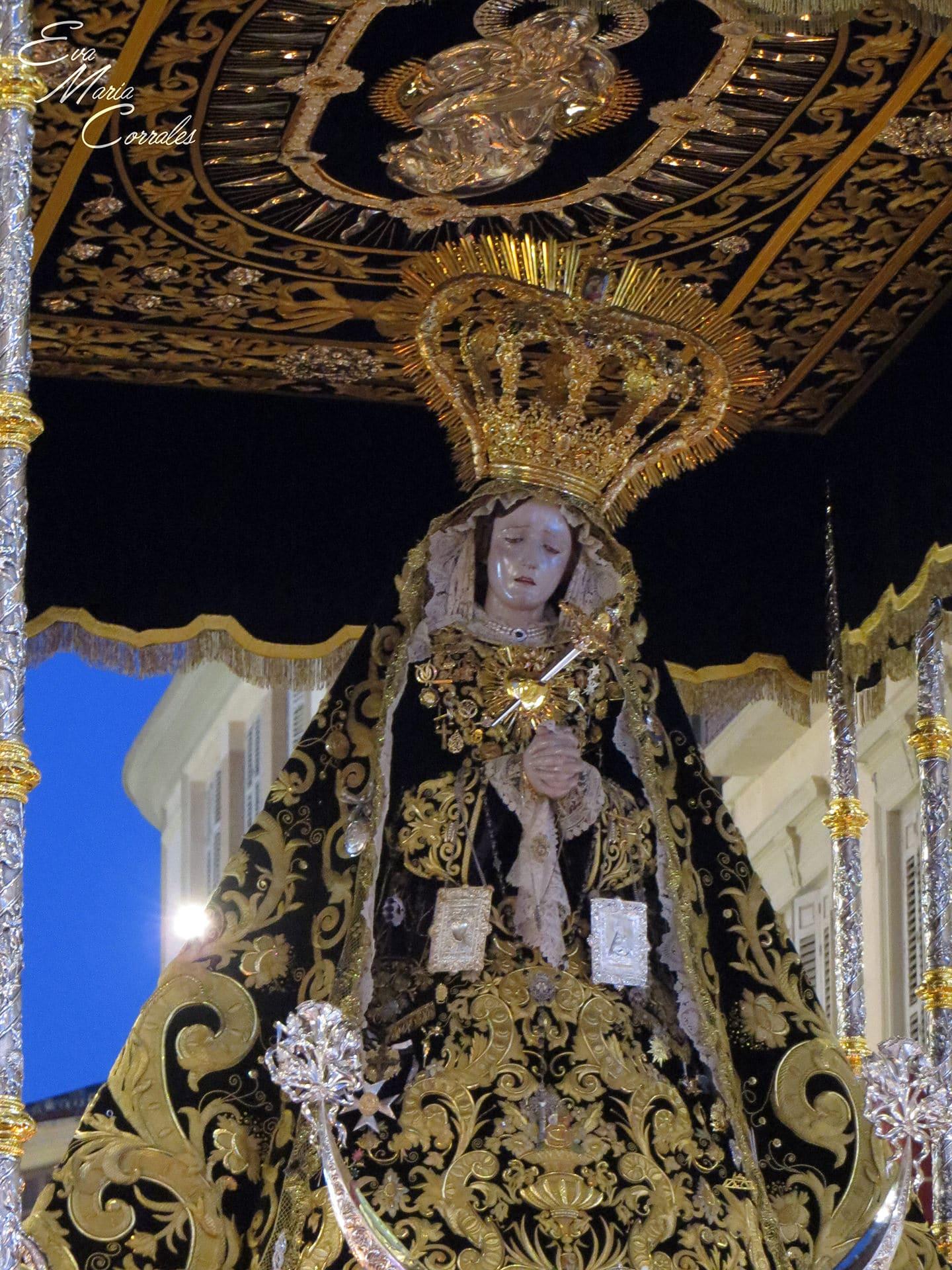 Dolores del Puente, Málaga 1