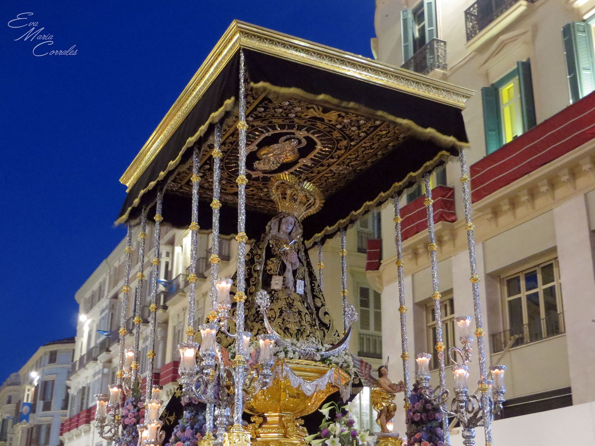 Dolores del Puente, Málaga 4