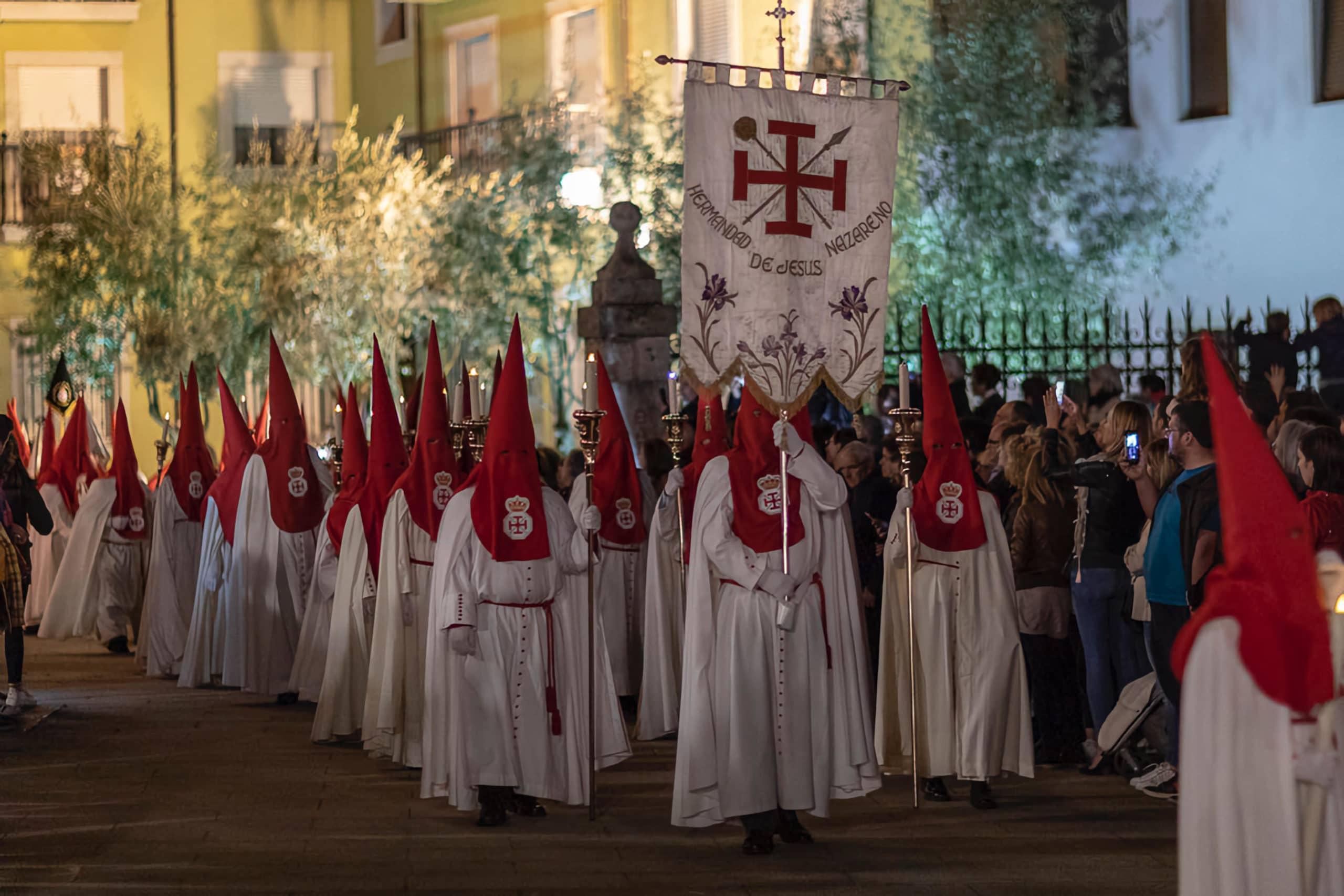 Hermandad Jesús Nazareno, Ponferrada 8