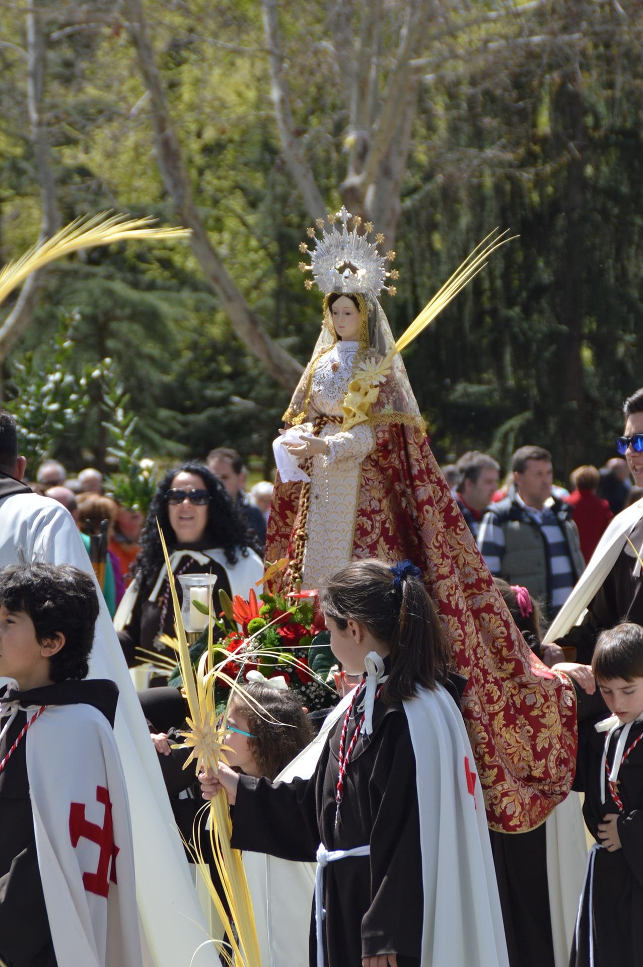 La Borriquilla, Ávila2