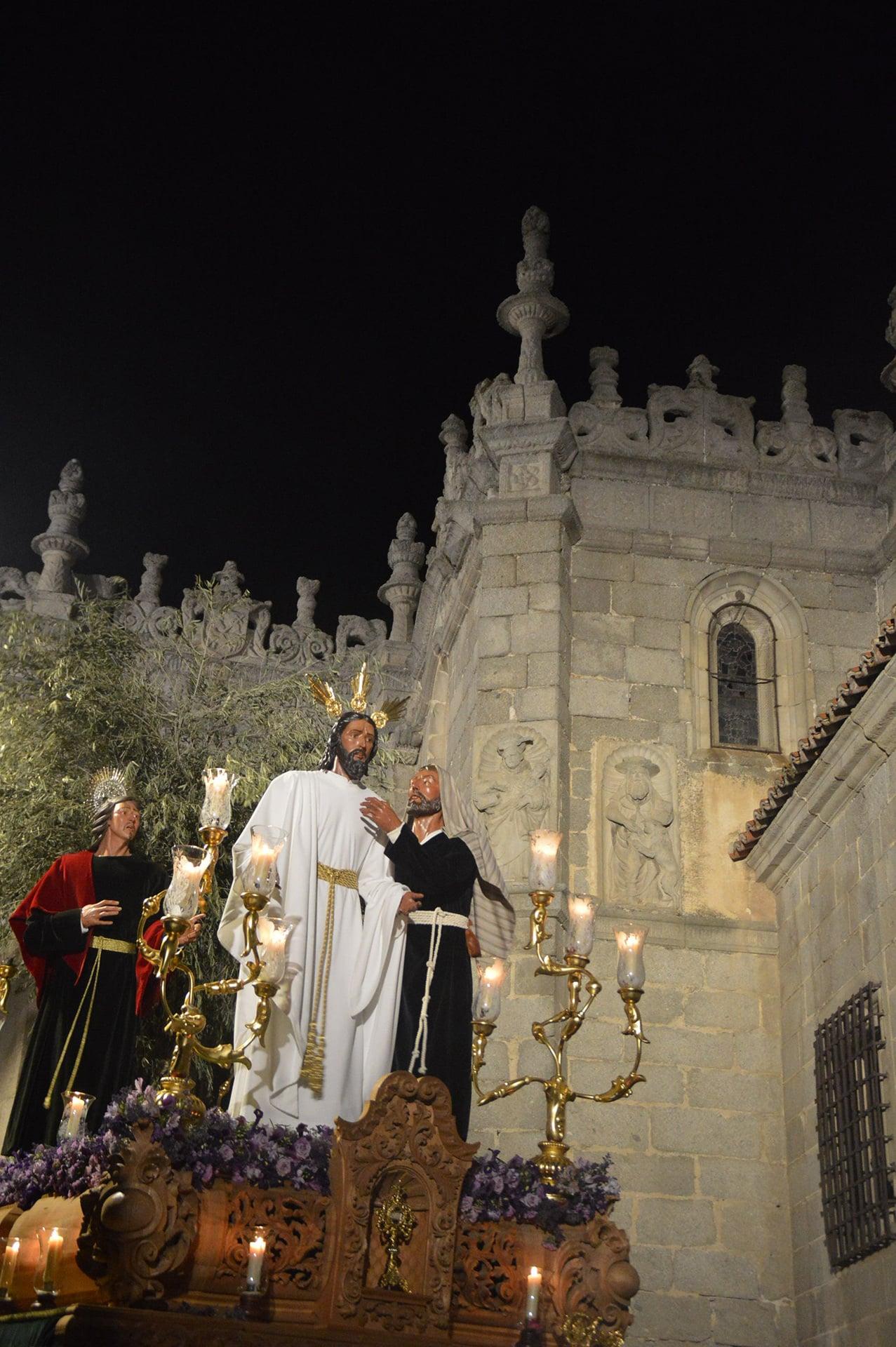 Procesión Esperanza (Ávila) 1