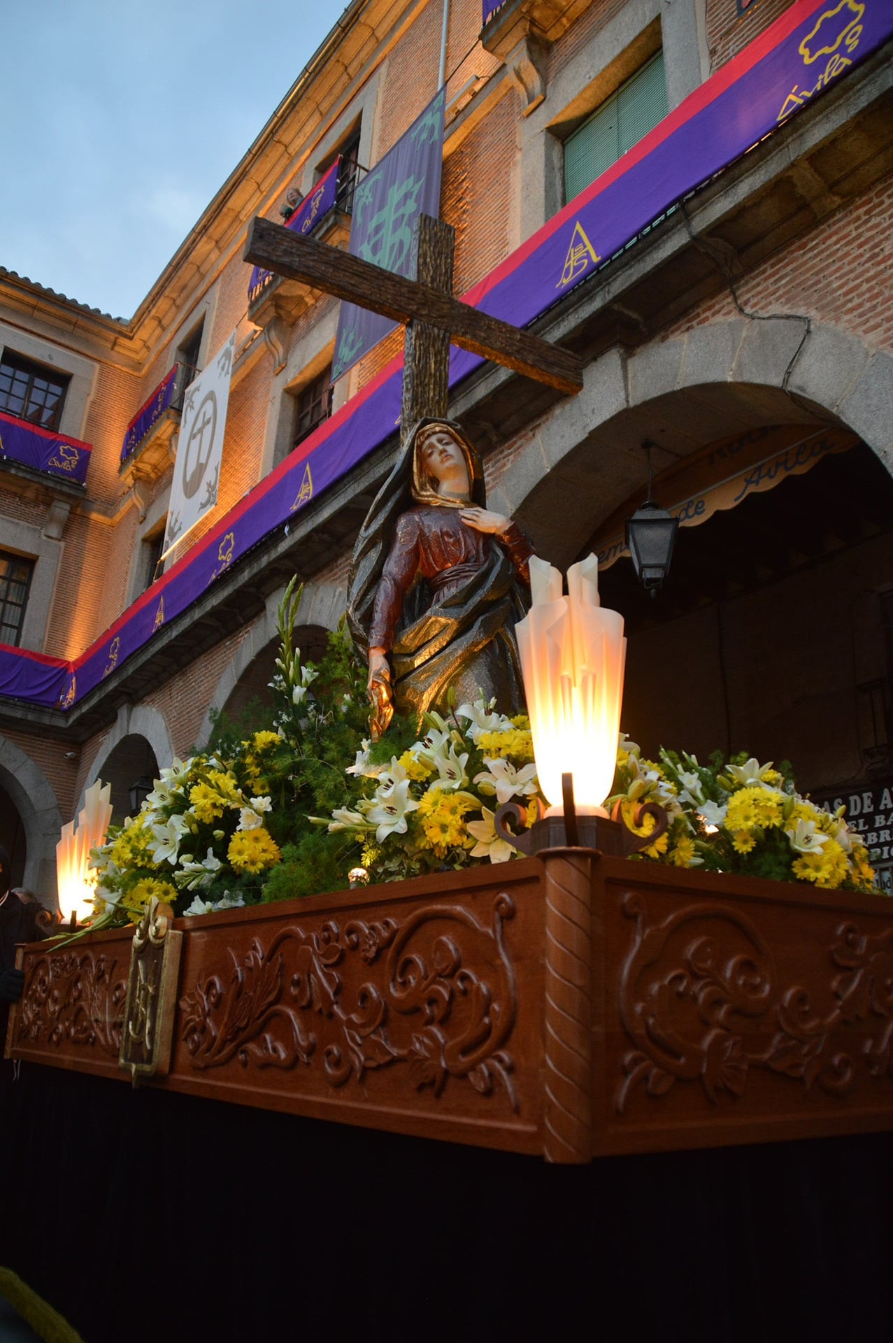 La Soledad, Ávila2