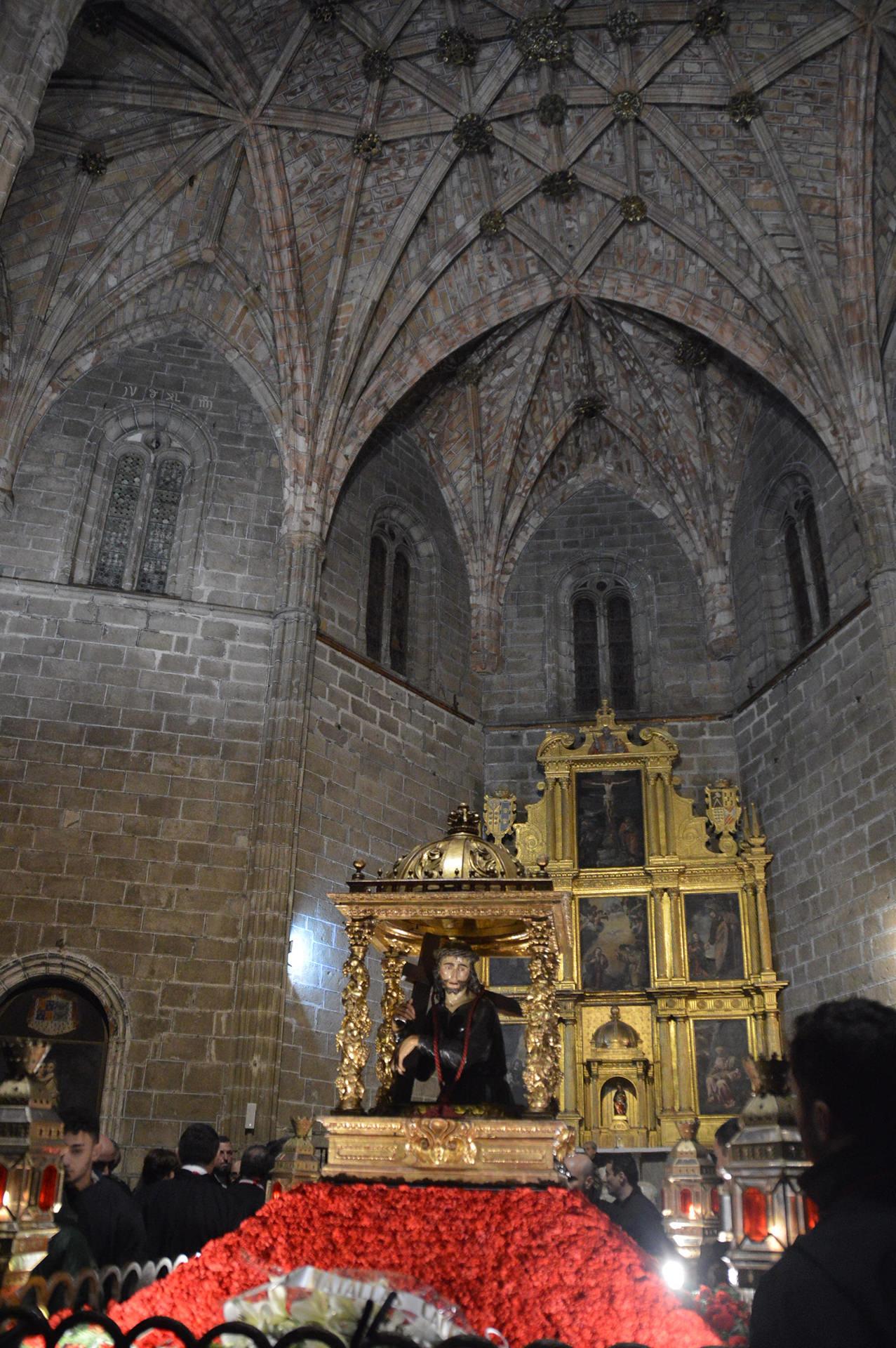 Las Batallas (Jueves Santo), Ávila3